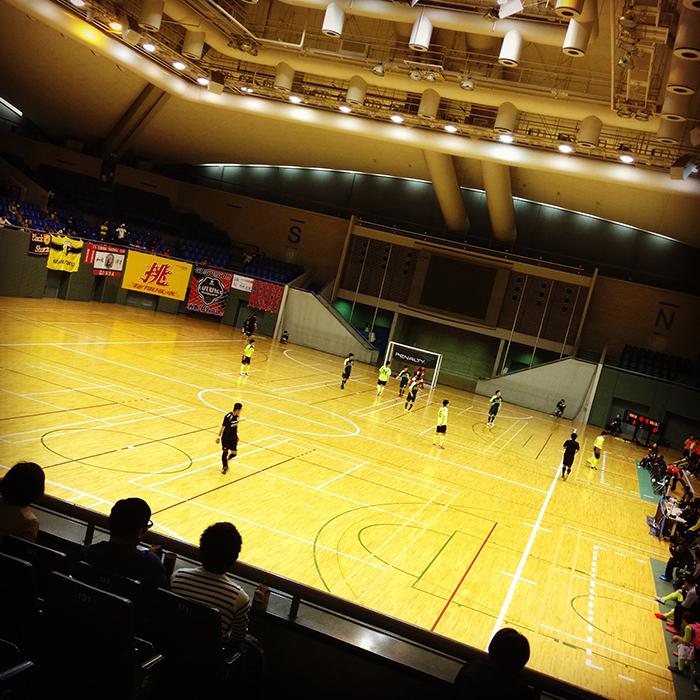 関東フットサルリーグオールスターゲーム観戦!