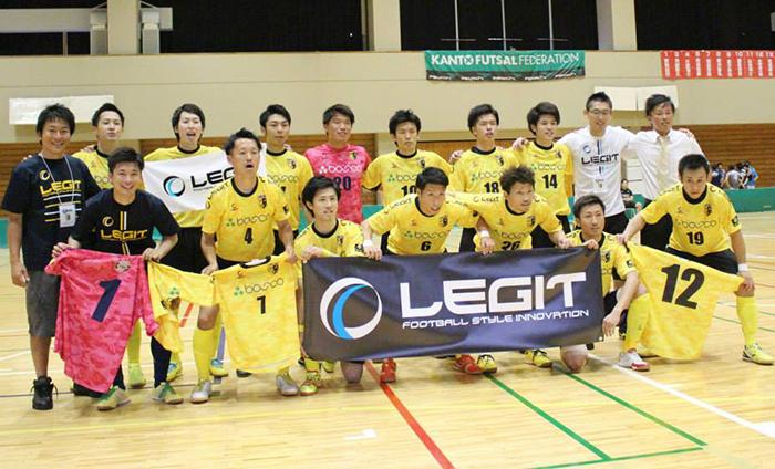 SuperSports XEBIO 関東フットサルリーグ1部開幕戦
