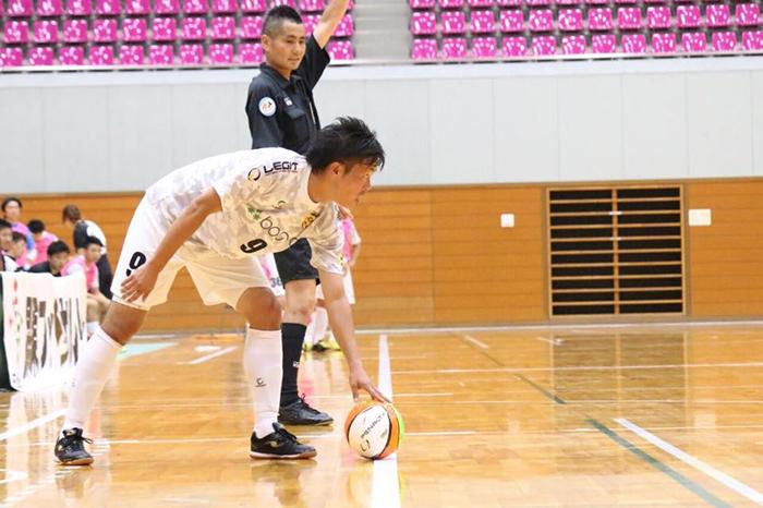 奈須隆康/柏TOR'82(関東フットサル1部/Fチャレンジリーグ)