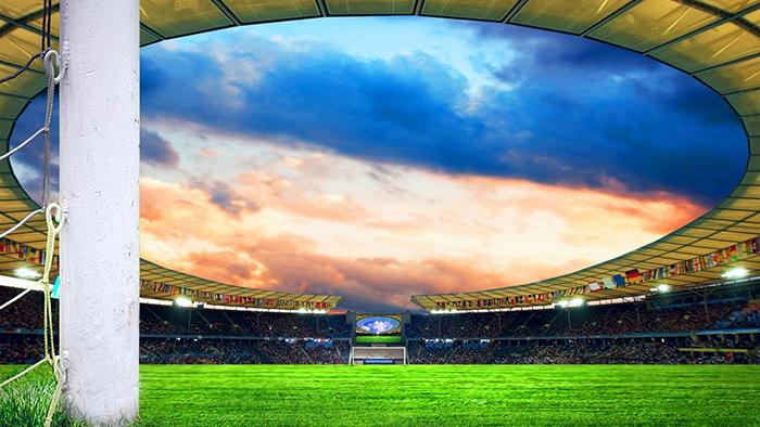 スポーツ、サッカー競技人口を把握する